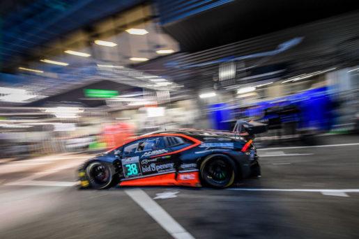 La Huracán GT3 dell'Antonelli Motorsport