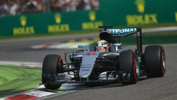 GP Italia Hamilton pole