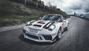 Nuova Porsche 911 GT3 Cup
