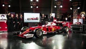 Presentazione della SF 16 H della Scuderia Ferrari
