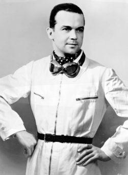 Rudolf Caracciola (1901-1959, foto Daimler-Benz).