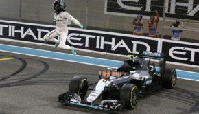 Rosberg GP Abu Dhabi 2016