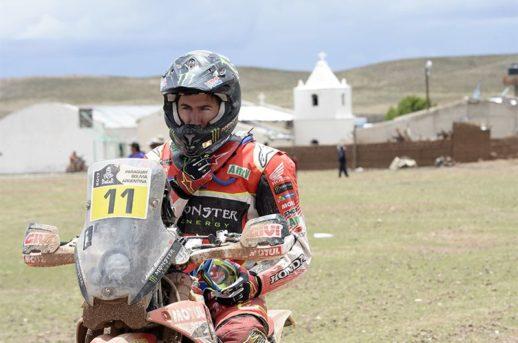 Dakar 2017 Joan Bort Barreda