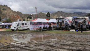 La tappa 6 della Dakar 2017 annullata per maltempo