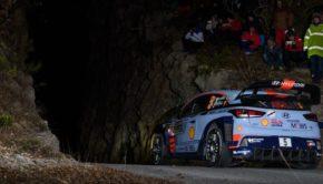 2017 FIA World Rally Championship Round 01, Rallye Monte-Carlo 16-22 January 2017 Thierry Neuville – Nicolas Gilsoul, Hyundai i20 Coupe WRC