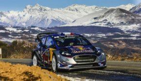 Rally di Montecarlo 2017 Ogier