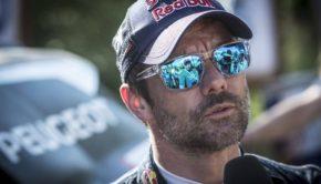 Sebastien Loeb, vincitore di tappa 11 della Dakar 2017
