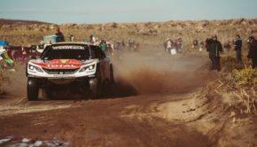 sSebastien Loeb vincitore della tappa 8 e nuovo leader della Dakar 2017