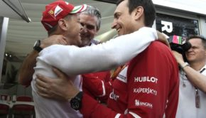 GP Australia 2017 vittoria Ferrari
