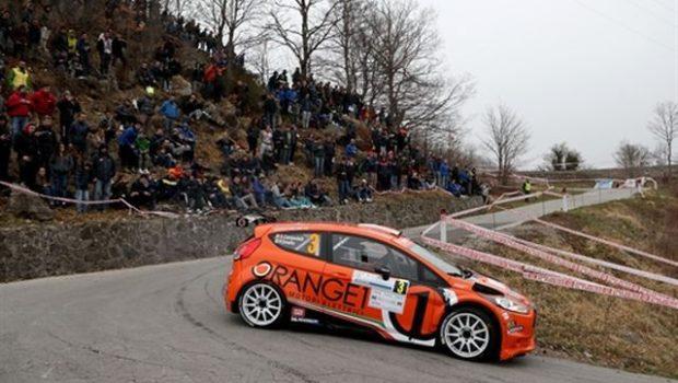 Rally Il Ciocco Campedelli