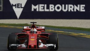 Vettel GP Australia FP2