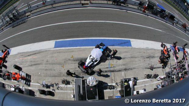 Blancpain GT Series e Formula Renault 2.0 a Monza 01