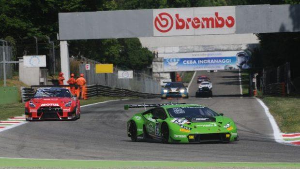 La vincitrice della 3 Ore di Monza