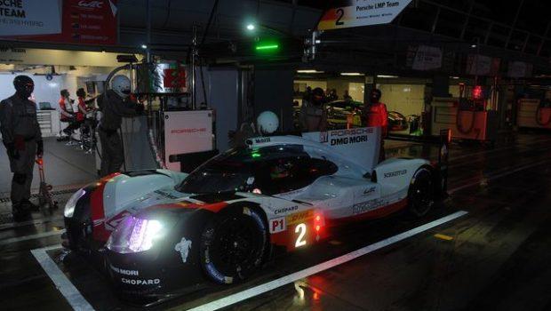 Prologue Wec a Monza, la Porsche 919 Hybrid