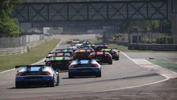 Lamborghini Super Trofeo a Monza, gara 1