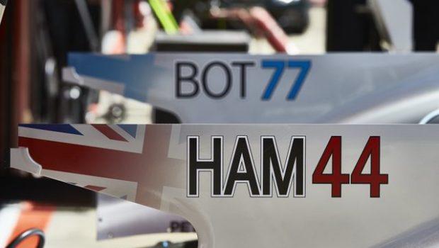 GP di Spagna nuova identificazione per Hamilton