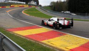 Pole Porsche 6 re di Spa