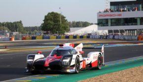 24 Ore di Le Mans Toyota TS50 Hybrid
