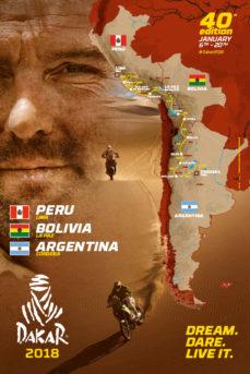 Il percorso della Dakar 2018