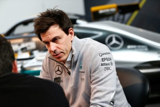 Toto Wolff, direttore esecutivo di Mercedes AMG F1