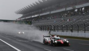 TOYOTA GAZOO  Racing.  World Endurance Championship. 6 Hours of Fuji  12th-15th October 2017 Fuji International Speedway, Japan