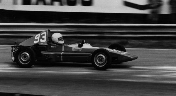 la prima Santadrea F.Monza - pilota A.Molli
