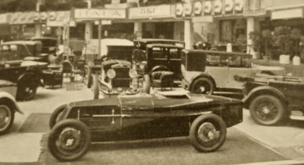 esposizione 1923